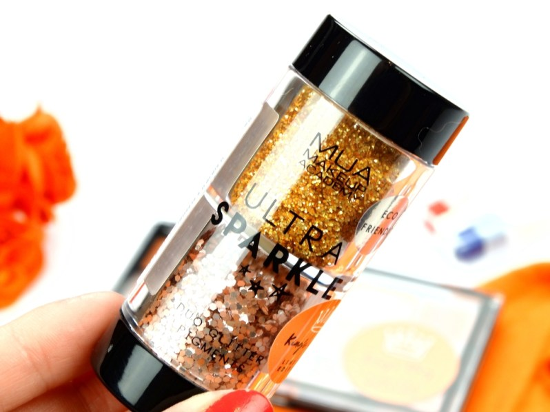 Kings Day Sparkle Glitter Duo - MUA COSMETICS KINGSDAY COLLECTIE