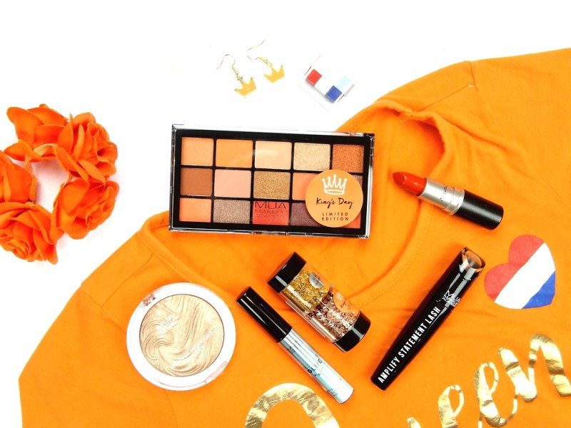 MUA COSMETICS KINGSDAY COLLECTIE LE - MUA COSMETICS KINGSDAY COLLECTIE