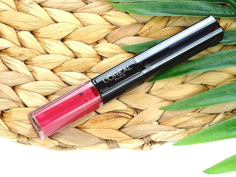 L'Oréal Infallible Lipstick - 214 Raspberry For Life