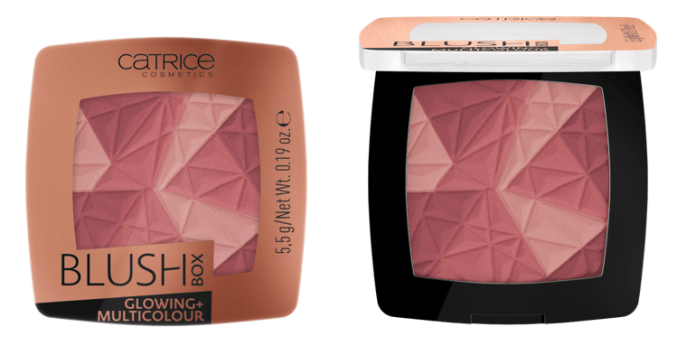Catrice Blush Box Glowing Multicolour 020 - CATRICE ASSORTIMENT UPDATE HERFST/ WINTER 2019