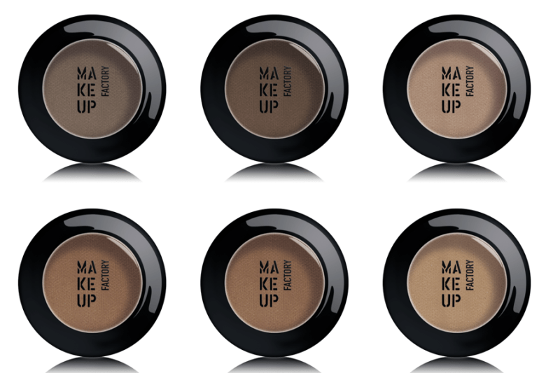 Eye Brow Powder - PREVIEW │MAKE UP FACTORY FRAME THE FACE COLLECTIE