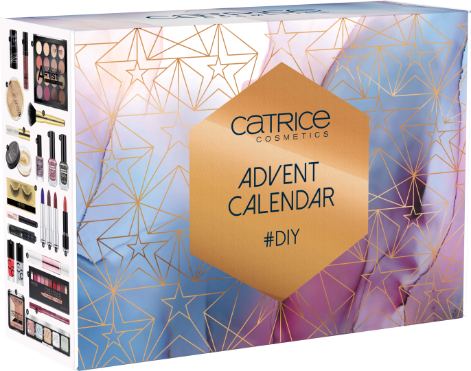 CATRICE ADVENT CALENDAR #DIY 2019