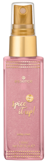 "Essence trend edition ""spice it up""– Body mist - PREVIEW │ESSENCE TREND EDITION ""SPICE IT UP!"""