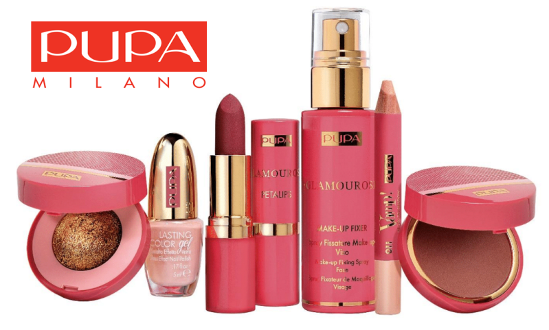 PREVIEW │PUPA MILANO GLAMOUROSE SPRING COLLECTIE