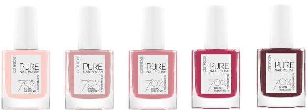 catrice pure nail polish - CATRICE ASSORTIMENTSUPDATE LENTE/ ZOMER 2020