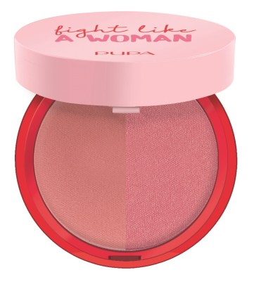 050171B001 8011607346752 BLUSH DUO - PREVIEW│PUPA FIGHT LIKE A WOMAN (SPRING COLLECTION 2021)