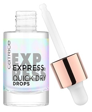 CATRICE EXPRESS QUICK DRY DROPS - CATRICE LENTE / ZOMER UPDATE 2021