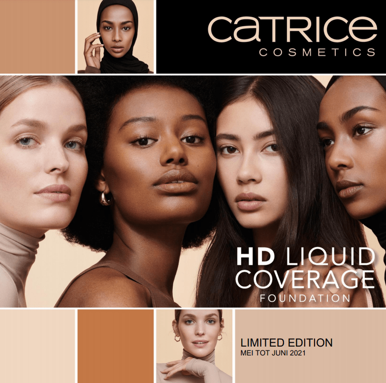 PREVIEW │HD LIQUID COVERAGE FOUNDATION MINI SIZED