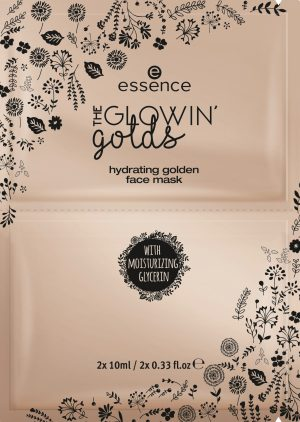 essence GlowinGolds Hydratinggoldenfacemask scaled - PREVIEW │ESSENCE TREND EDITION 'THE GLOWIN' GOLDS'