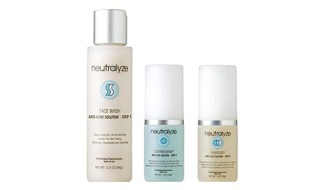 Neutralyze Moderate to Severe Acne Kit Review