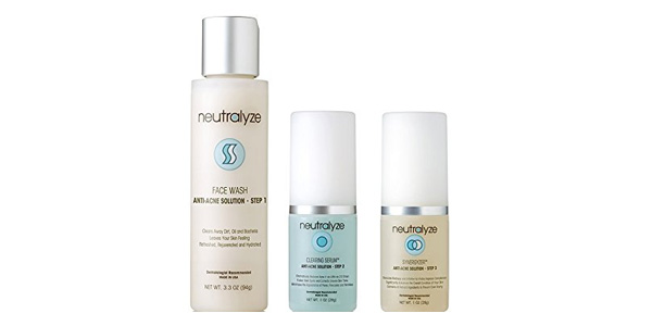 Neutralyze Moderate to Severe Acne Treatment