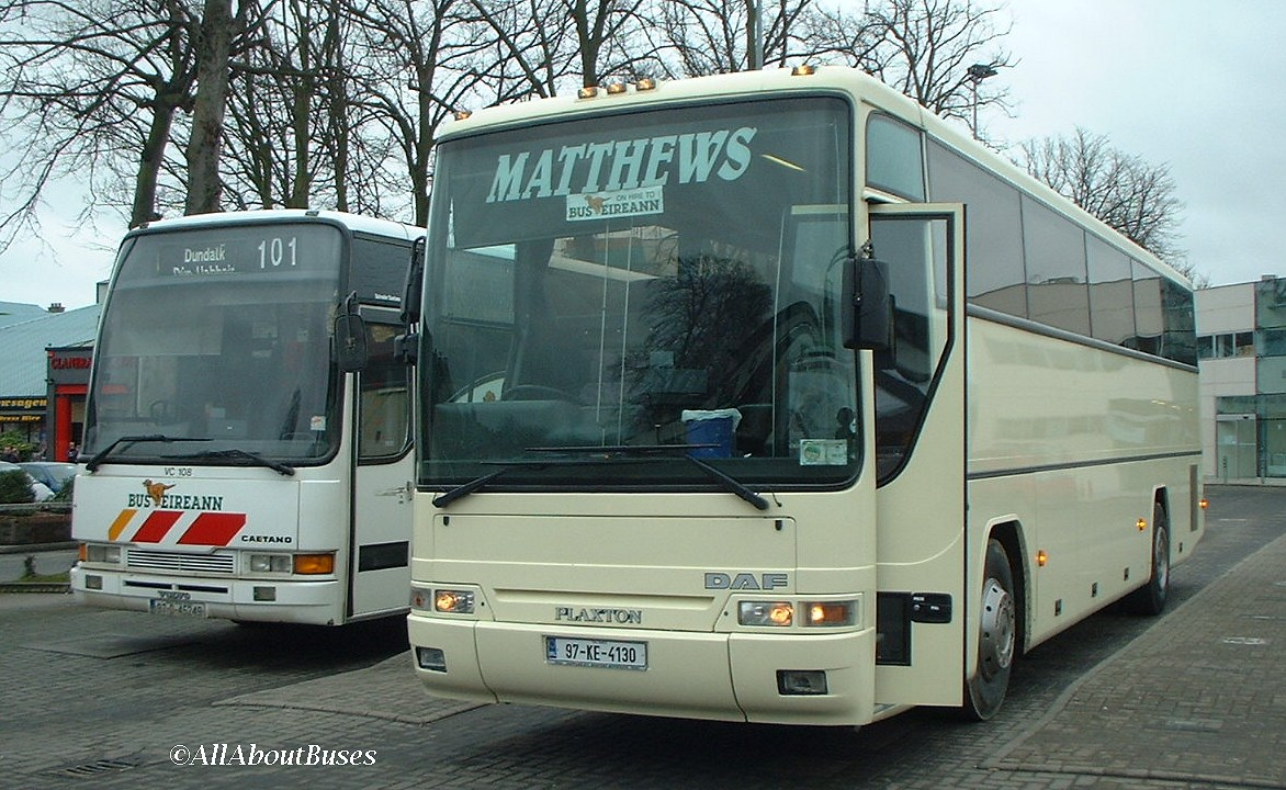 These days Matthews Coaches compete against Bus Eireann, but back in 2002 things were different