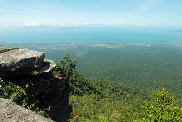 гора Бокор