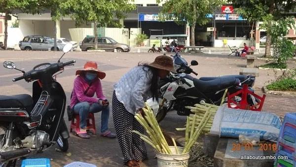 кафе в камбодже