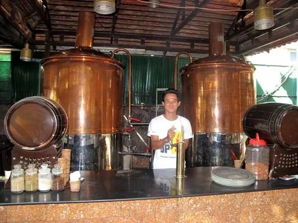 Пиво в Камбодже, Мюнхен