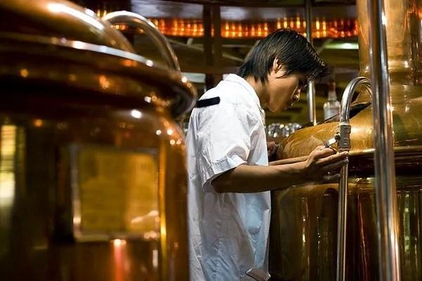 Пиво в Камбодже, Man Han Lou1