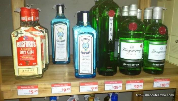 джин в камбодже