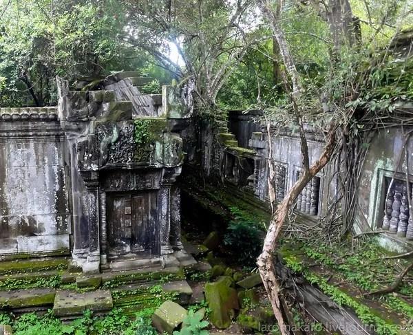 дальние храмы ангкор вата