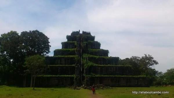 таинственное место в камбодже