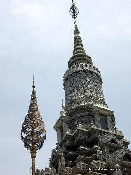 Пагода в Камбодже