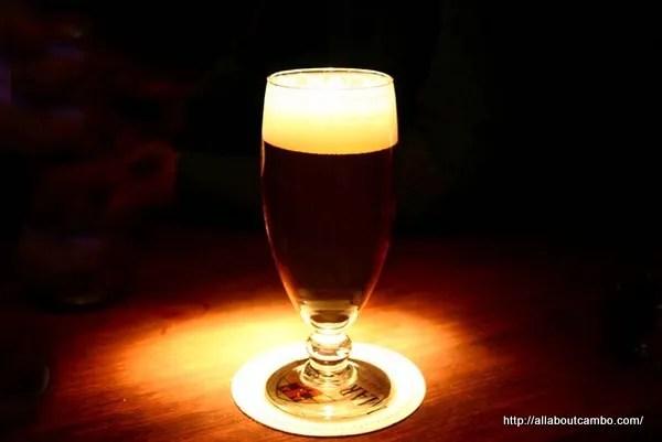 свежее пиво в камбодже