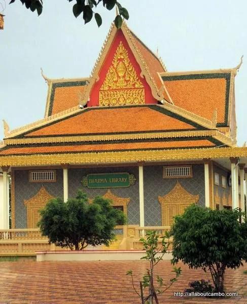 центр буддизма в Камбодже