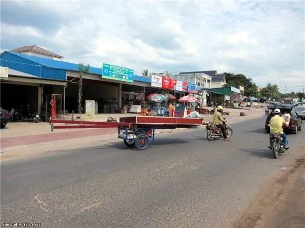 дикая камбоджа