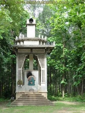 кремоторий в камбодже