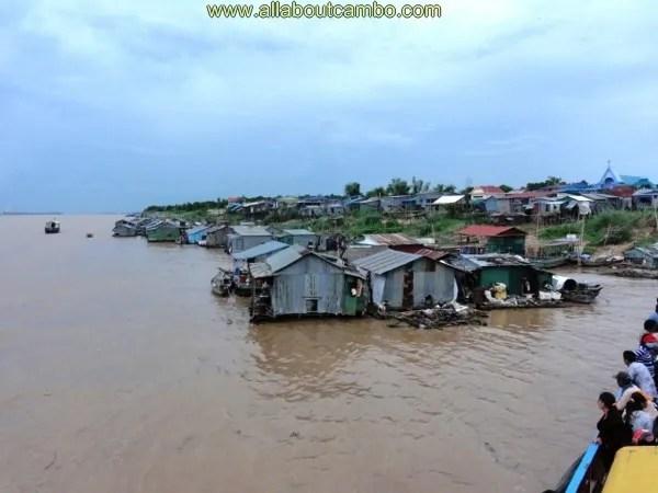 остров на меконге пном пень, камбоджа