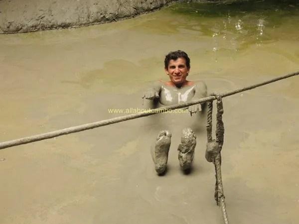 грязевые ванны на борнео
