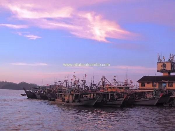 корабли на борнео