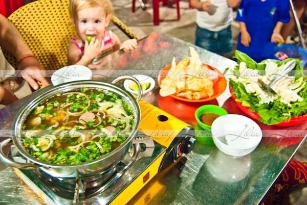 кухня в камбодже