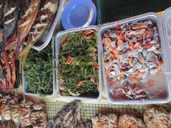 салаты на борнео