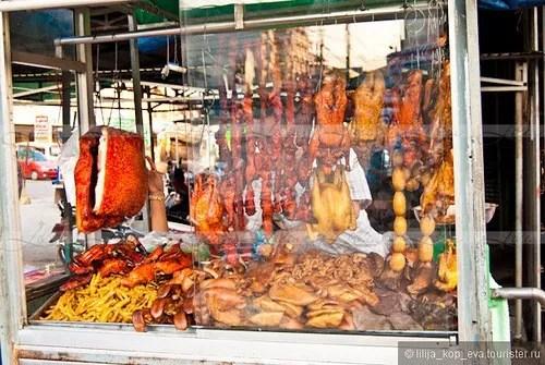 что едят в камбодже
