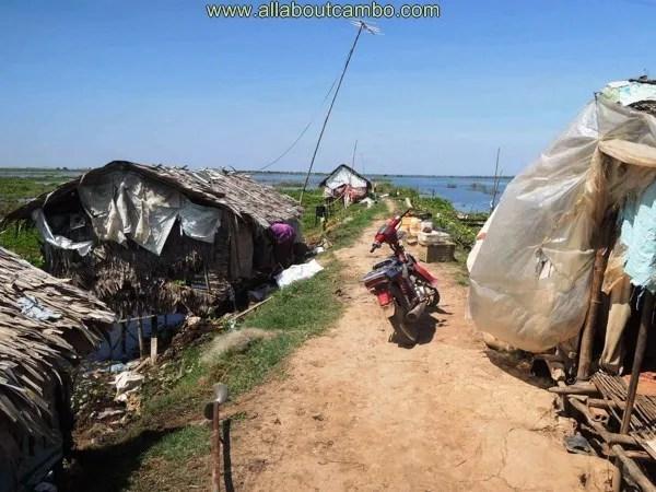 деревни камбоджи