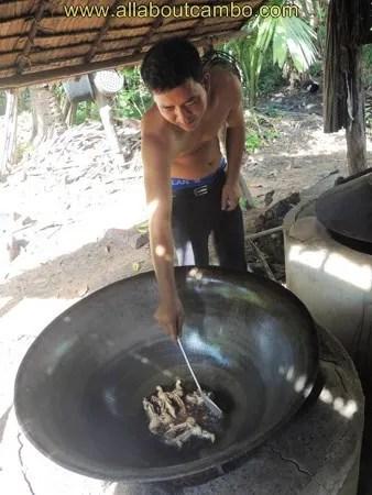 кхмеры в камбодже