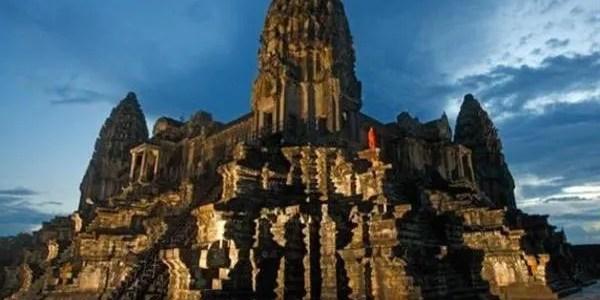 малый круг Ангкора