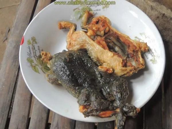 экзотичная кухня камбоджи
