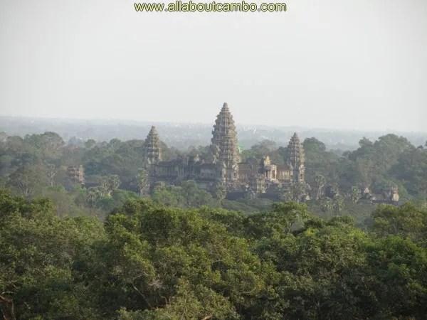 экскурсия в Ангкор Ват, Камбоджа. Пном Бакенг