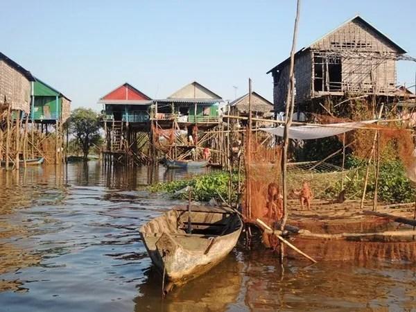 как живут кхмеры