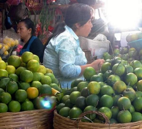 апельсины в Батамбанге