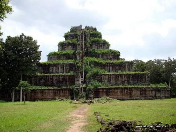 дальние храмы в Камбодже