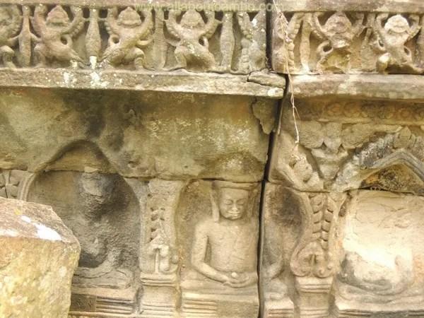 преа кхан заброшенный храм ангкора