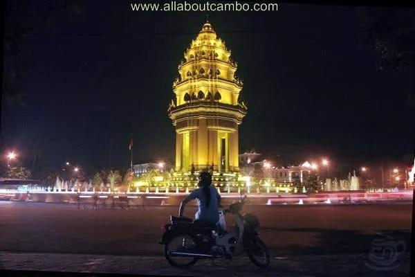 Ночная жизнь Пномпеня