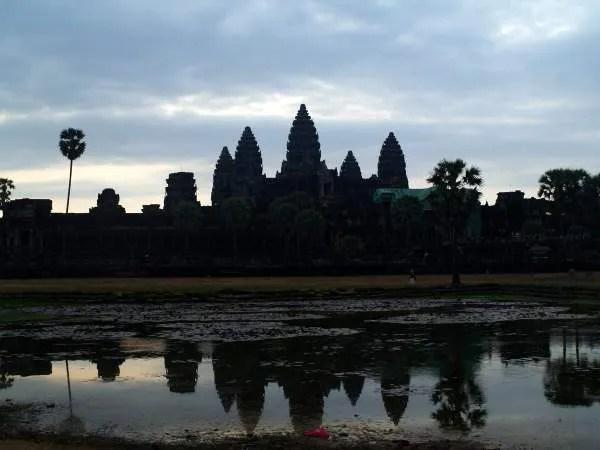 11-Ангкор и дальние храмы за 2 дня