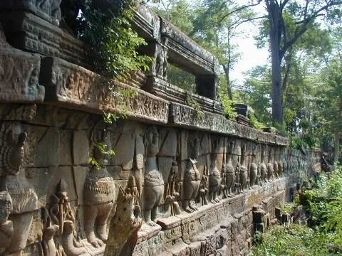 храм ангкорский