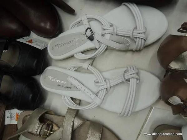 обувь из Камбоджи
