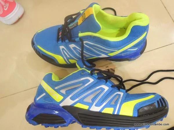 обувь Salomon в Камбодже оптом