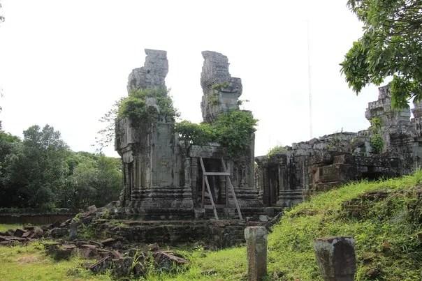 храм Пном Бок(Сием Рип)