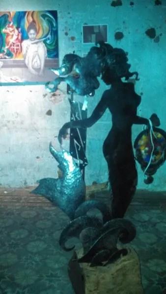 инсталляция пномпеня